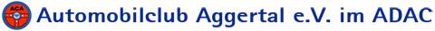 Automobilclub Aggertal e.V.